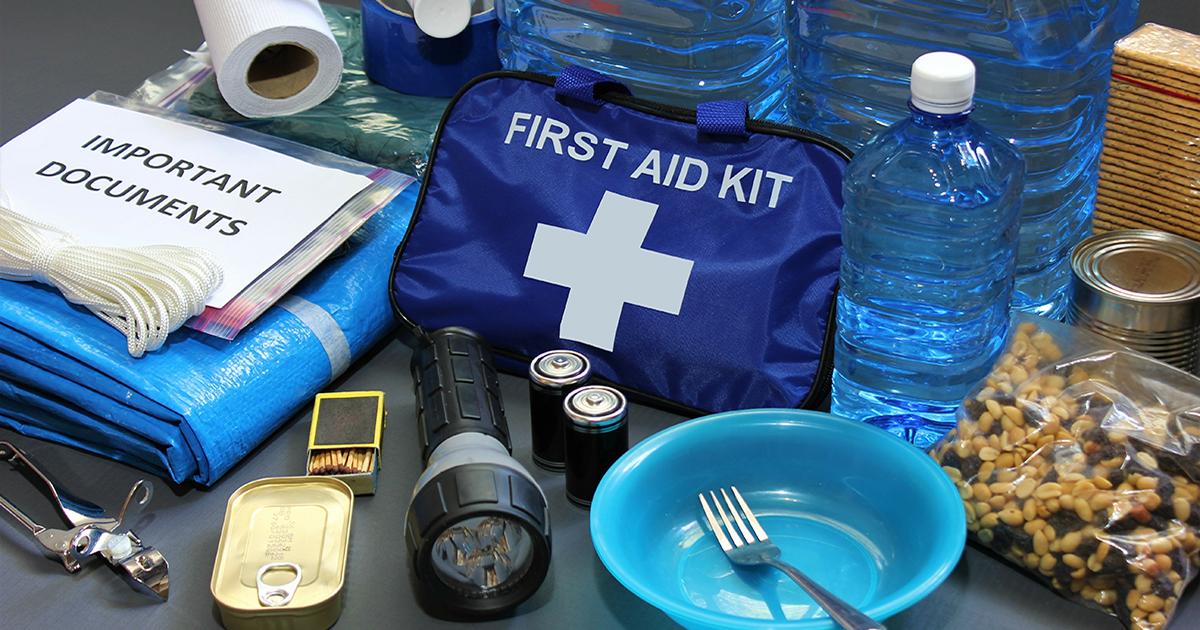8 artículos inesperados para empacar en su kit de emergencia